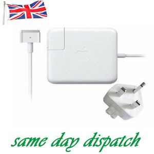 45W AC Adapter Power Charger for Apple Macbook Air Mag Safe 2 T-Tip 11&13 A1465