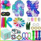 31Pack Fidget Toys Set Sensory Tools Dimple Bundle Stress Relief Hand Kids Adult
