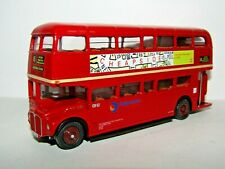EFE RML ROUTEMASTER STAGECOACH LONDON ROUTE 15 BLACKWALL STN 1/76 UNBOXED 25512