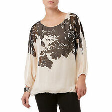 Silk Phase Eight Plus Size Tops & Shirts for Women