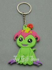 Digimon Palmon Rubber Keychain 3 Inches Double Sided US Seller