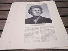 Hamburg Archiv 14 Kultur 4073 Bürgerschaftsabgeordnete Charlotte Fera