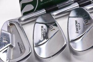 Bridgestone J33 Irons / 4-PW / Stiff Flex Dynamic Gold Shafts / BRIJ33016