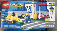 Lego Town 6467 Power Pitstop - Complete Set