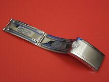 ROLEX SOLID STEEL 7206 20MM OYSTER BAND BRACELET DEPLOYMENT CLASP BUCKLE YR 1968