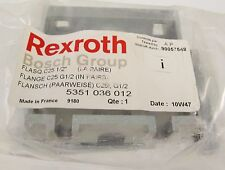 New Rexroth Bosch Group 5351 036 012 Clamping Flange Kit C25 G1/2