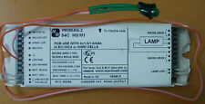 Mackwell Primian-2 S4C emergency module. 4-21w T5 lamps and other 4-pin cfl etc