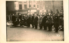 More details for norwich ( norfolk) :armistice day parade 1935 rp-swain