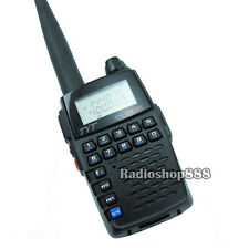 TYT TH-UV3R Dual Band 2-way Radio 136-174/400-470Mhz + FREE PTT earpiece UV-3R