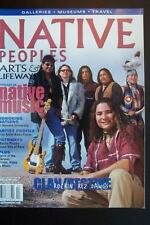 Native Peoples Magazine 2001 March/April
