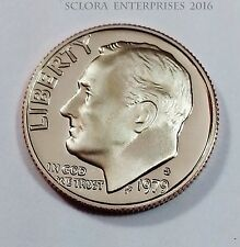 1979 S ROOSEVELT *PROOF* DIME  Type 1 **FREE SHIPPING**