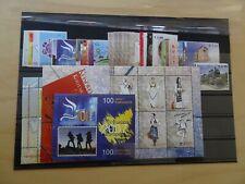 Kosovo Jahrgang 2007 postfrisch komplett (13923)