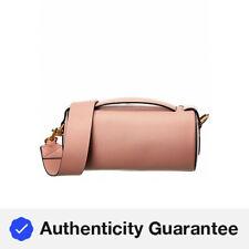 Burberry Leather Shoulder Bag Women's