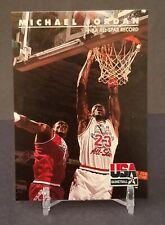 Michael Jordan 1992 Skybox USA NBA All-Star Record #43