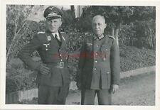 Foto, Dr. Helm und Kollege, Tropenlazarett Elleniko, Griechenland 1941 (W)1454