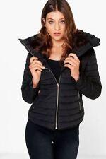 Unbranded Fur Plus Size Coats & Jackets for Women