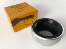 Leica LTM M39 T-Mount Adapter - Silver - FREE Shipping