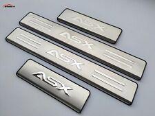 For Mitsubishi ASX Accessories 2010 2019 Car Door Sill Protector Scuff plate