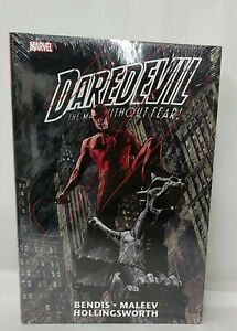Daredevil By Bendis Maleev Omnibus Vol 1 Marvel New Sealed Marvel Hardcover