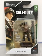 Mega Construx Call of Duty WW2 COMBAT MEDIC SPECIALIST SERIES 2  FMG05