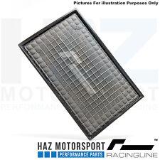 Vwr RACINGLINE Panel de flujo de Alto Rendimiento Filtro de aire VW Golf Mk7 R/GTI/GTD/TDI
