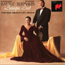 Kathleen Battle and Wynton Marsalis - Baroque Duet