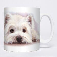 Westie Watercolour Mug