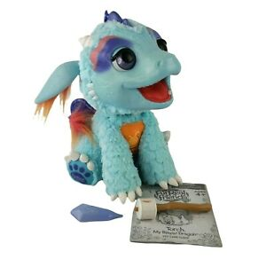 Hasbro FurReal Friends Torch My Blazing Dragon Electronic Toy Lights Sounds VGC