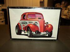 AMT 1937 Chevrolet Coupe StoveBolt 1:25 Model Kit Car #2637-200 *Open Box*