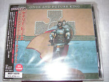 GARY HUGHES - Once & Future King Part I (2003) TYKETTO RARE JAPAN CD!! *MINT*