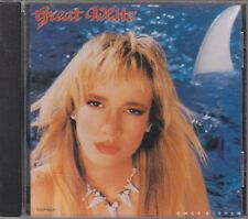 GREAT WHITE - once bitten CD japan edition