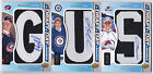 14-15 SP Game Used Joey Hishon /35 Auto Draft Day Marks Avalanche 2014 SPGU
