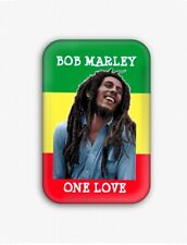 Bob Marley Fridge Magnet (44x68mm,t-shirt,vinyl,album,lp,cd,t-shirt,reggae)