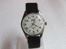 Vintage HMT Janata 17 Jewels Winding wrist watch Model No. 417048 35 mm dial