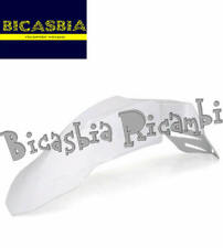 13622 - Front Fender Motard Super Motard Enduro Motocross White