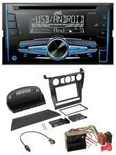 JVC MP3 USB CD 2DIN AUX Autoradio für BMW 5er (E60, 2003-2007)