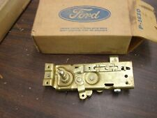 NOS OEM Ford 1961 1967 Econoline Van Door Latch 1962 1963 1964 1965 1966 E100