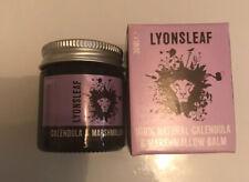 Lyonsleaf Calendula & Marshmallow Balm, New In Box , 30ml