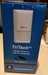 NEW Bosch DS835 Security System TriTech Immune Motion Detector