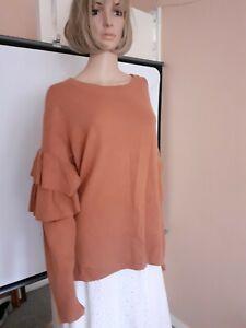 H&M, Women's Long Sleeve jumper, Size 2XL, Blu362