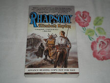 RHAPSODY by ELIZABETH HAYDON     -ARC-  +JA+