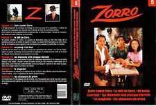 DVD Zorro 5 | Serie TV | Lemaus