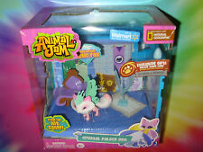 ANIMAL JAM GAME - CRYSTAL PALACE DEN & ARTIC FOX Play Set + CODE