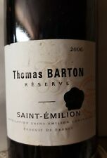 vino Thomas Barton Reserve Saint-Emilion 2006 - 0,75l