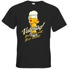 B&C mit Vatertag Kurzarm Herren-T-Shirts