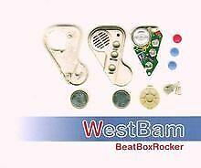 Beatbox Rocker von Westbam | CD | Zustand akzeptabel