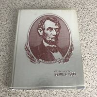 Abraham Lincoln High School (Des Moines, Iowa) Railsplitter Yearbook Annual 1981