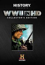 WWII Lost Films - WWII In HD (DVD, 2012, 5-Disc Set) - Region 4