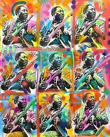 Dean Russo Art Original Artwork Muddy Waters Blues Music Pop Art