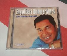 "Engelbert Humperdinck New ""Love Songs & Ballads"" CD +As Time Goes By/Stardust"